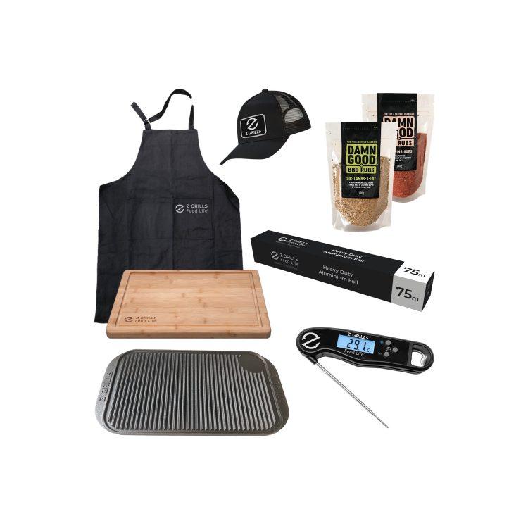 Z Grill Guru Bundle - Set of grilling accessories
