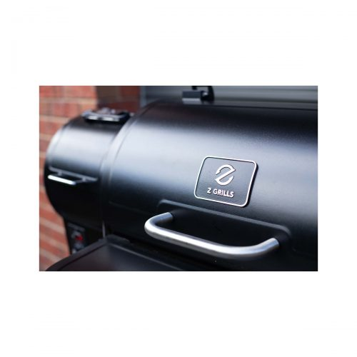 Z Grills 450A Close Up