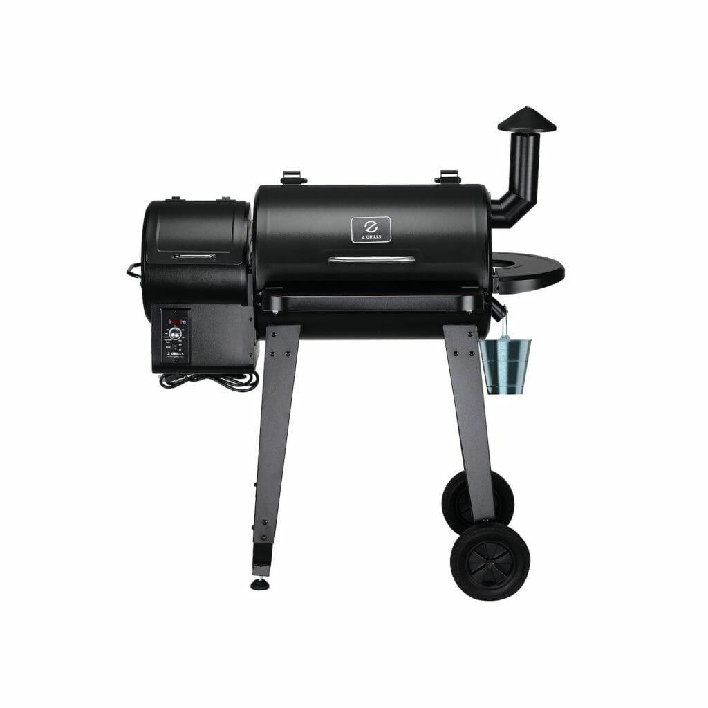 Z Grill 450A Wood Pellet Smoker Grill