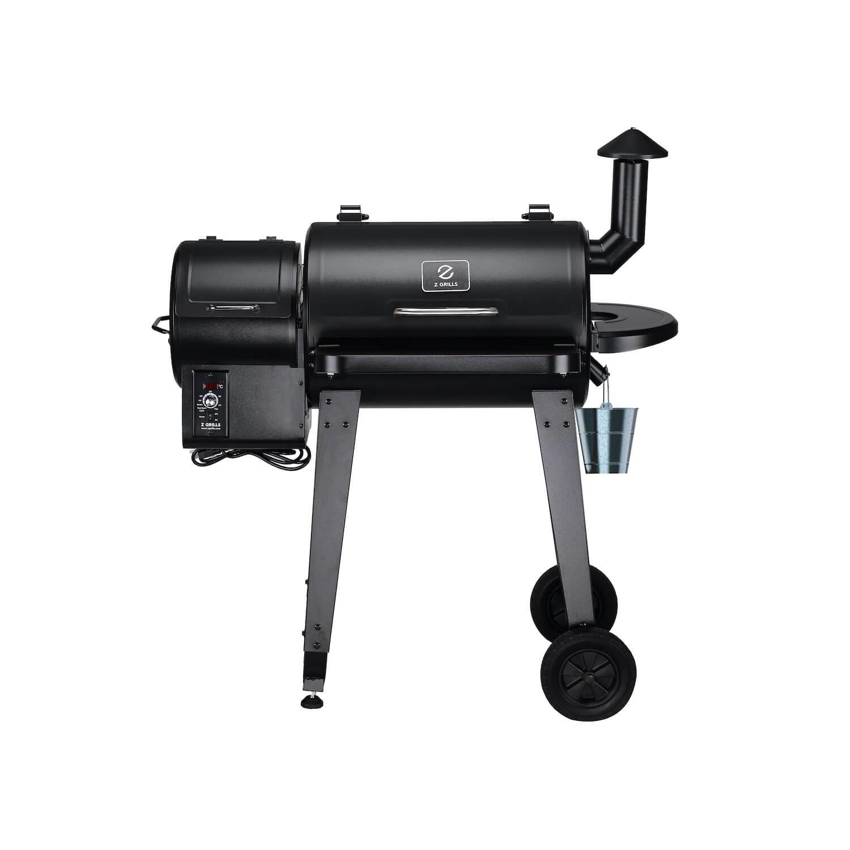 Z Grills 450A Wood Pellet Smoker Grill