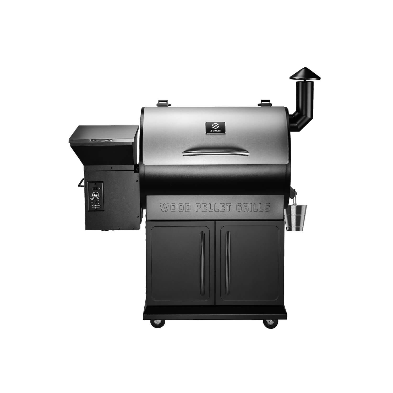 Z Grills 700E Wood Pellet Smoker Grill