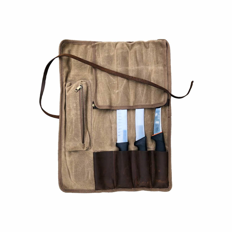 Knife bundle open all put away