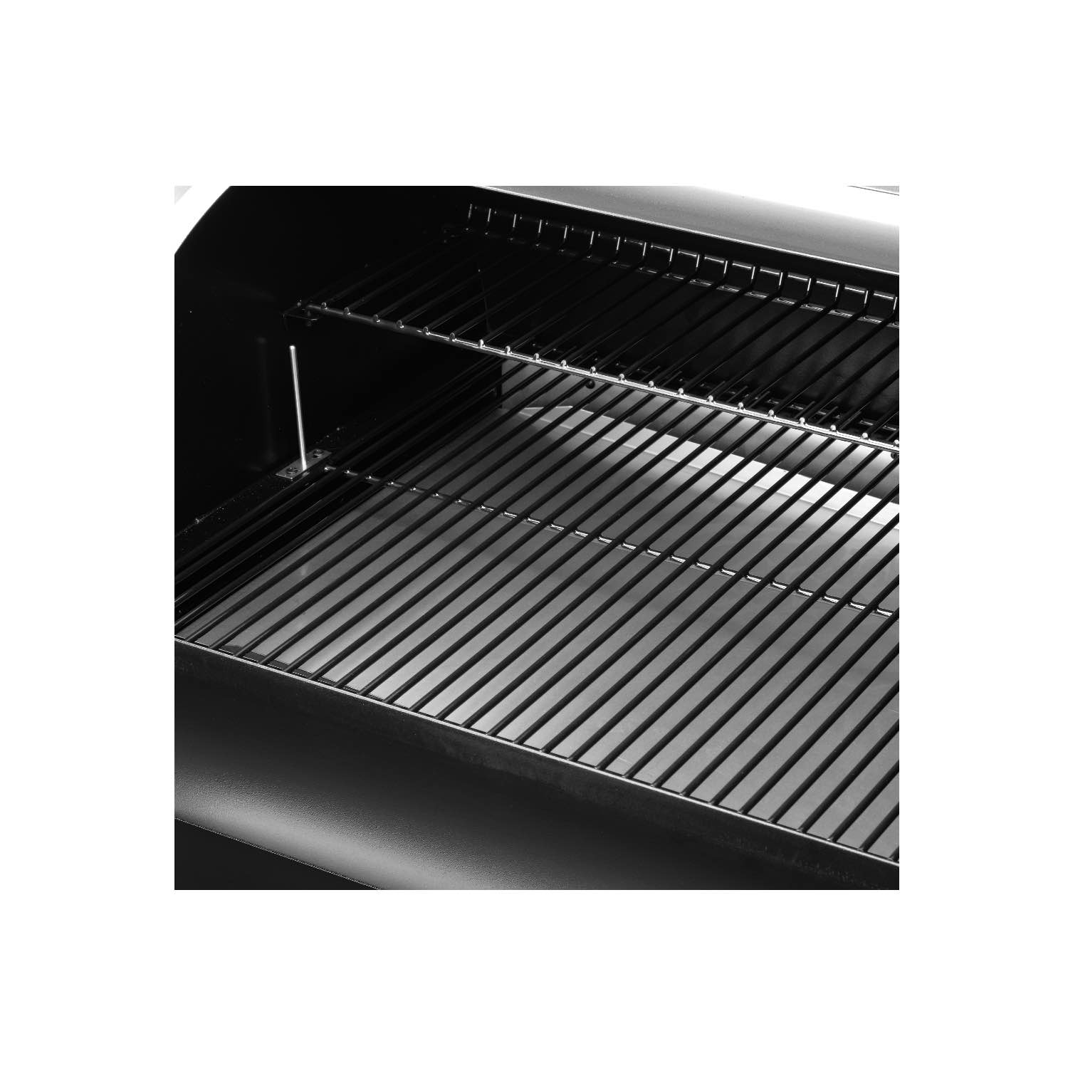Z Grills 7002B wood pellet smoker grill rack closeup