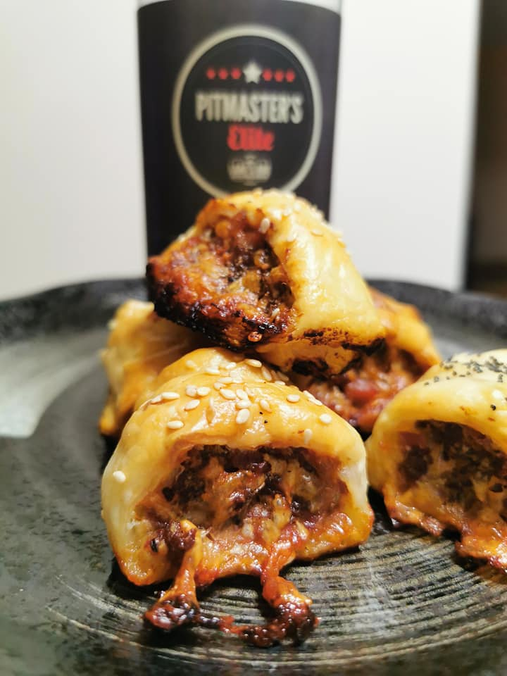 Beef Cheese And Bacon Sausage Rolls Z Grills Australia