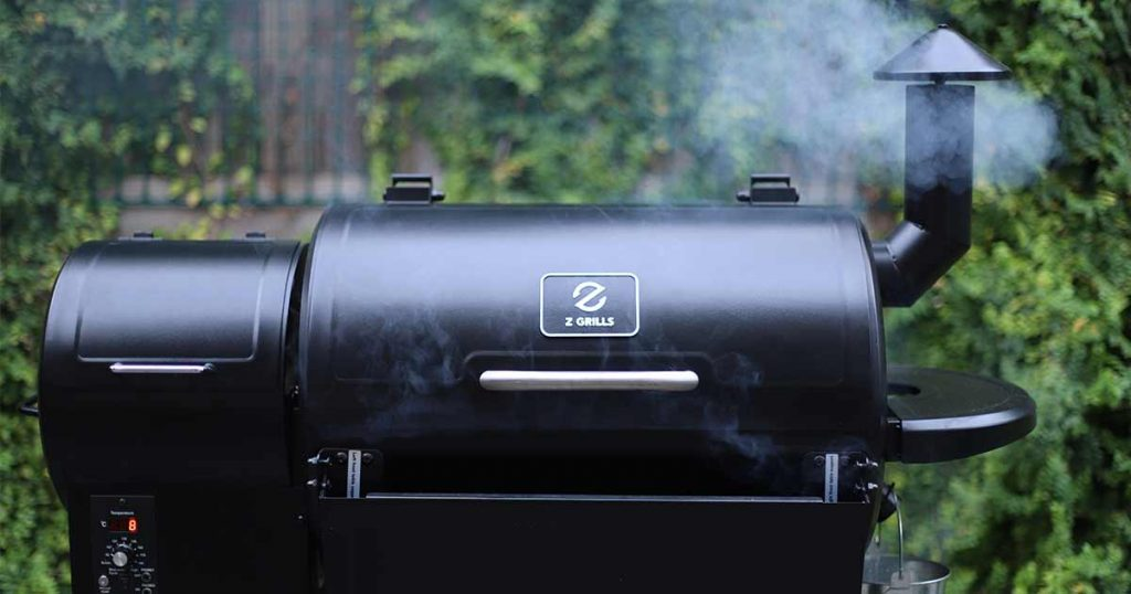 Z Grills 450A Pellet Smoker