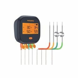 Inkbird BBQ WIFI 4T remote food thermometer