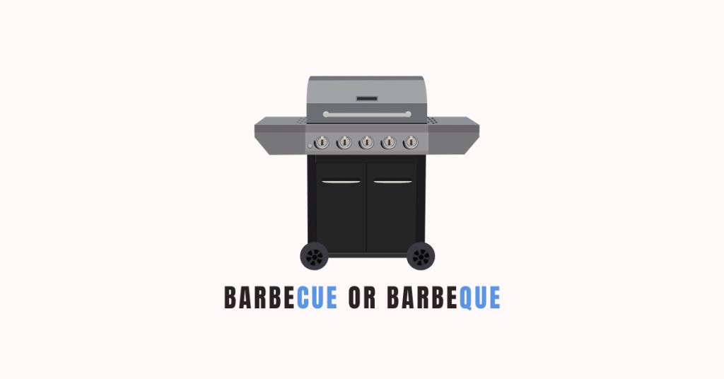 Barbecue vs Barbeque in Australia
