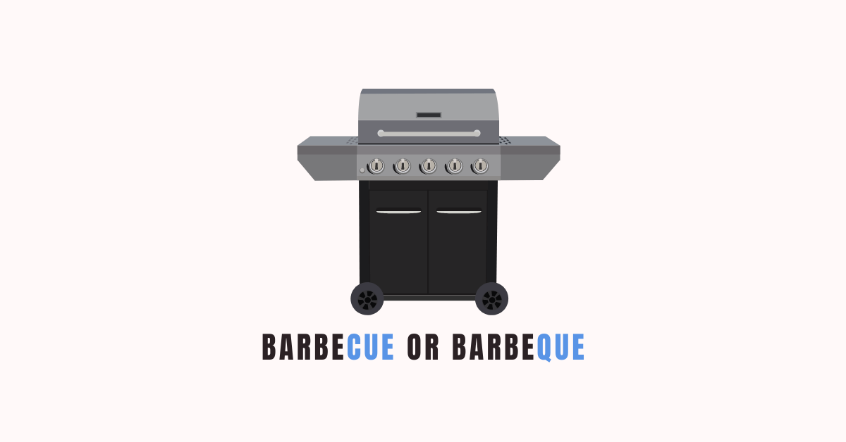 Barbecue vs Barbeque in Australia