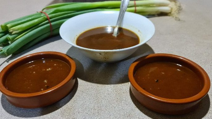 Spicy BBQ Mop Sauce