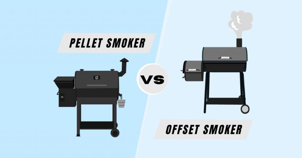pellet smoker vs offset smoker