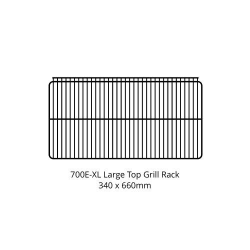 700E-XL Large Top Grill Rack