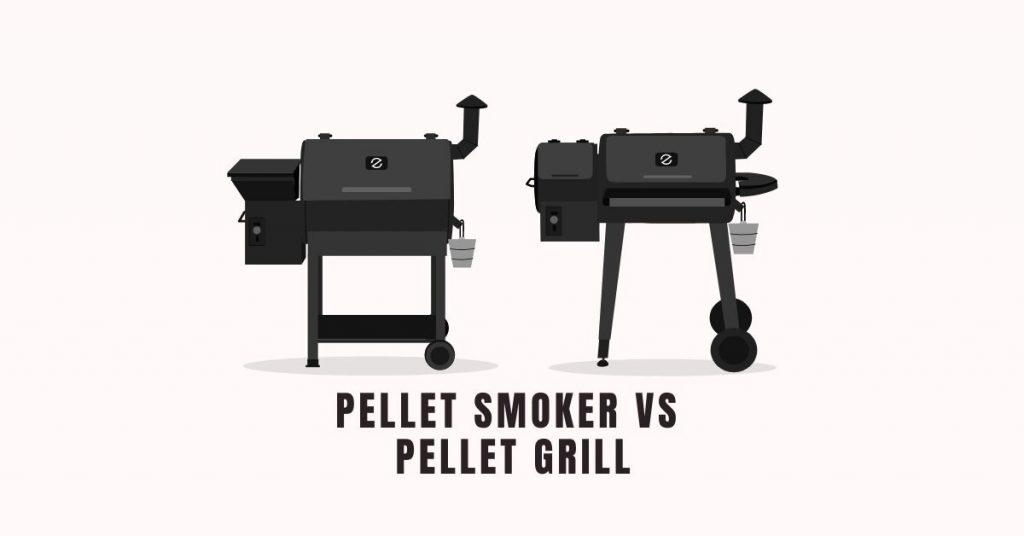Pellet Smoker Vs Pellet Grill
